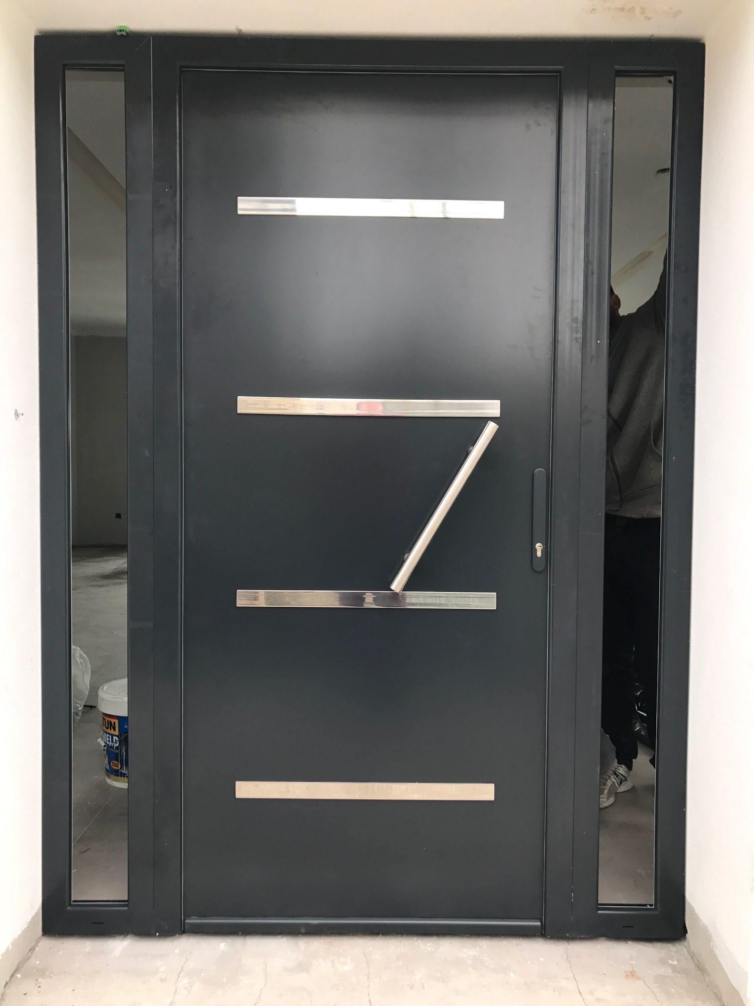 Instalación de Puerta Zentrada