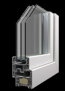ventanas eficientes de pvc