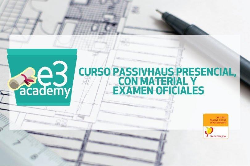 Curso sobre Passivhaus E3