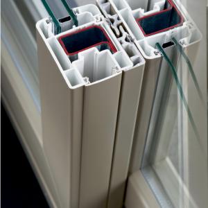 Ventanas deslizantes de PVC