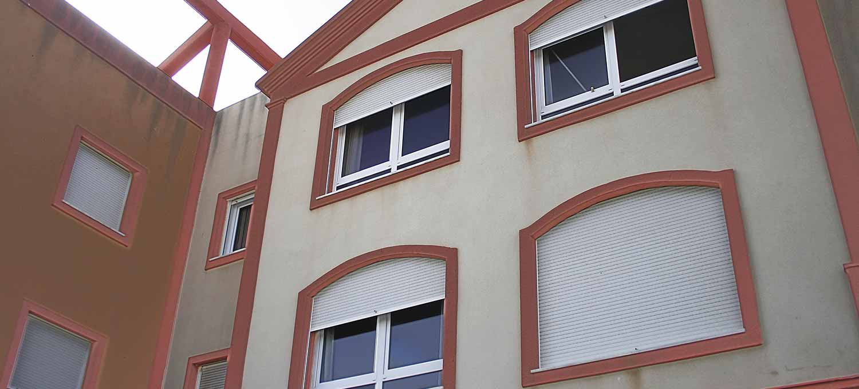 cajón de ventana deceuninck
