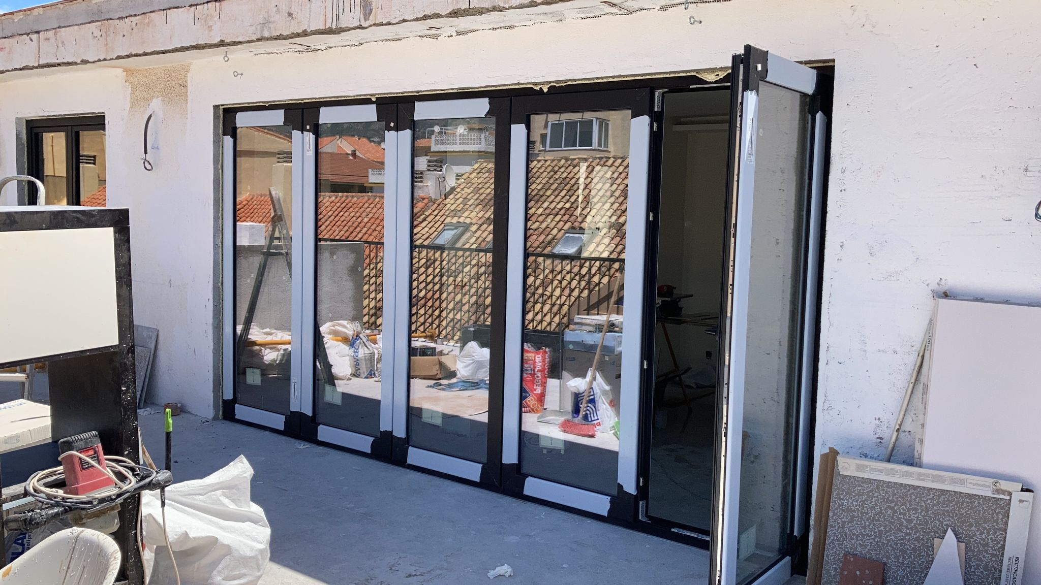 Sistemas Open Max ventanas deslizantes