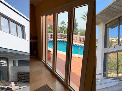 Cambia tus ventanas por soluciones de PVC con thermofibra fabricadas en MALAGA